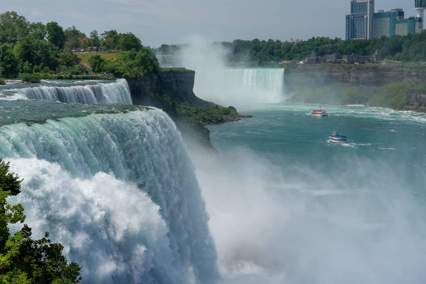 American Falls, things to do in Niagara Falls