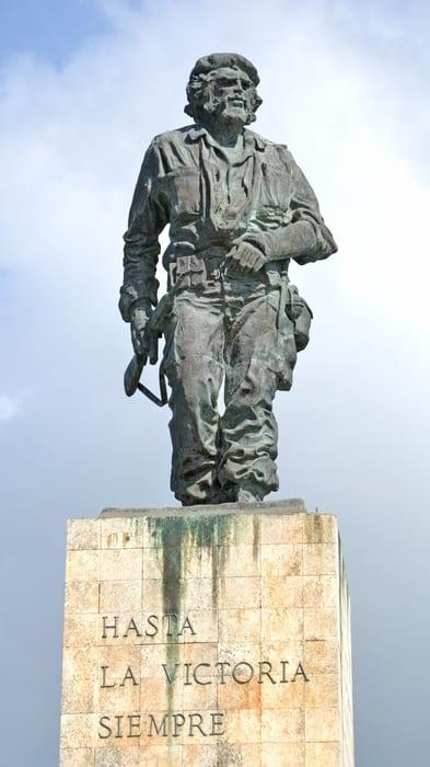 6. Santa Clara and the Mausoleum of Che Guevara, must-see in Cuba