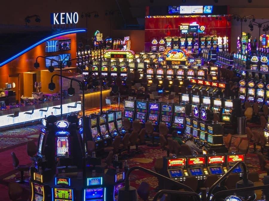 Seneca Niagara Resort & Casino, Niagara Falls USA side