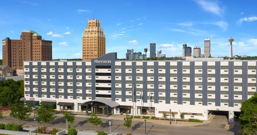 Sheraton Niagara Falls, places to see in Niagara Falls USA