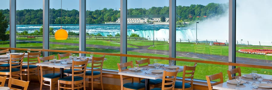 Ehere to eat in Niagara Falls