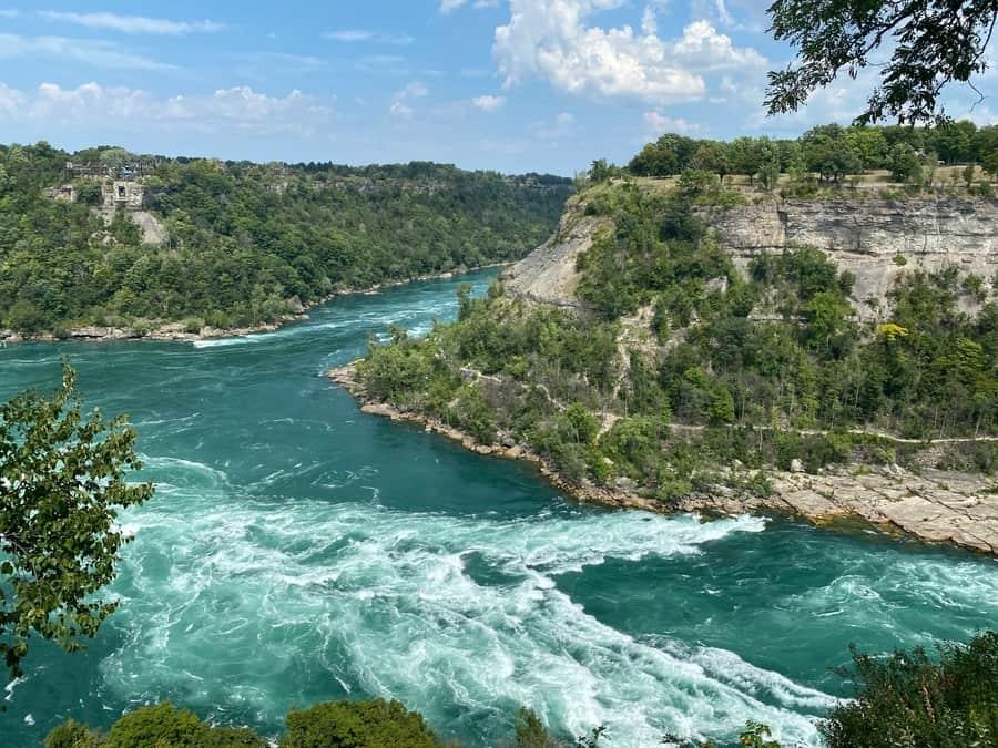Whirlpool State Park, attractions near Niagara Falls NY