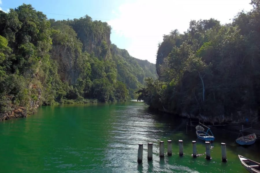 Yumurí Canyon and Belete waterfalls, tourist attractions in Cuba