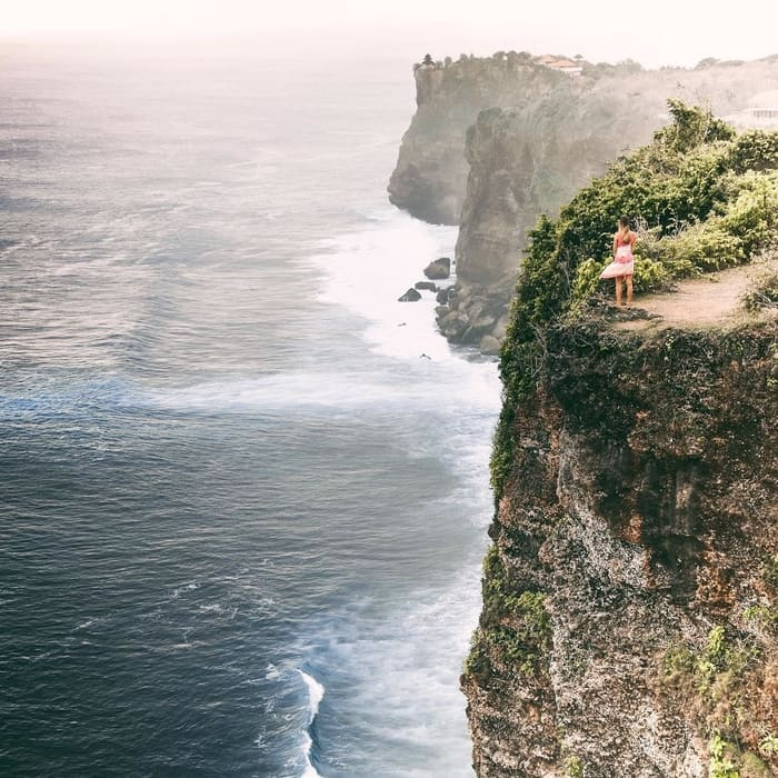 Karang Boma Cliff a thing to do in Bali
