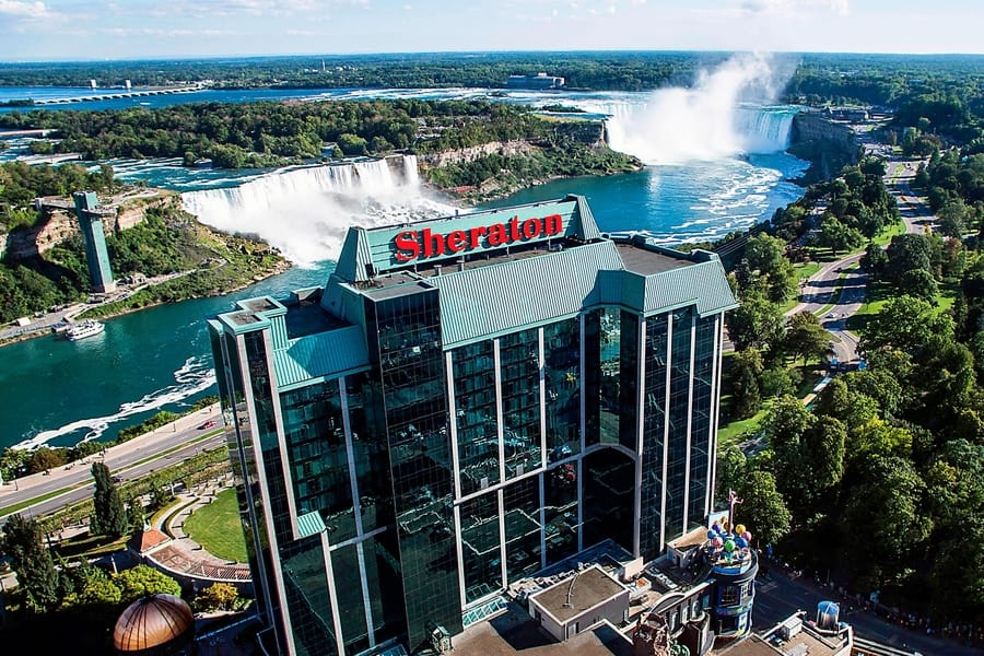 Sheraton on the Falls, hotels in Niagara Falls, Canada
