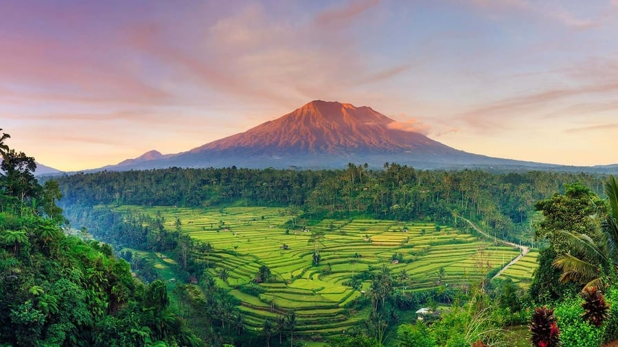 mount agung a place to visit in Bali best viewpoints