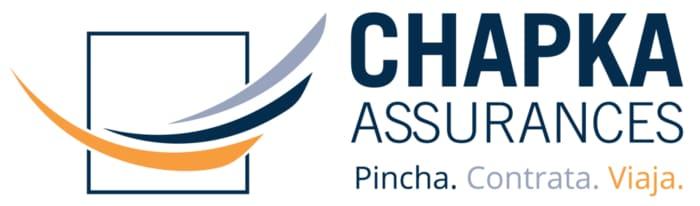 seguro de viaje chapka logo