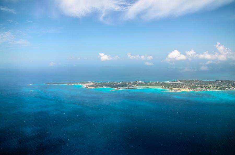 Anguila, best islands Caribbean