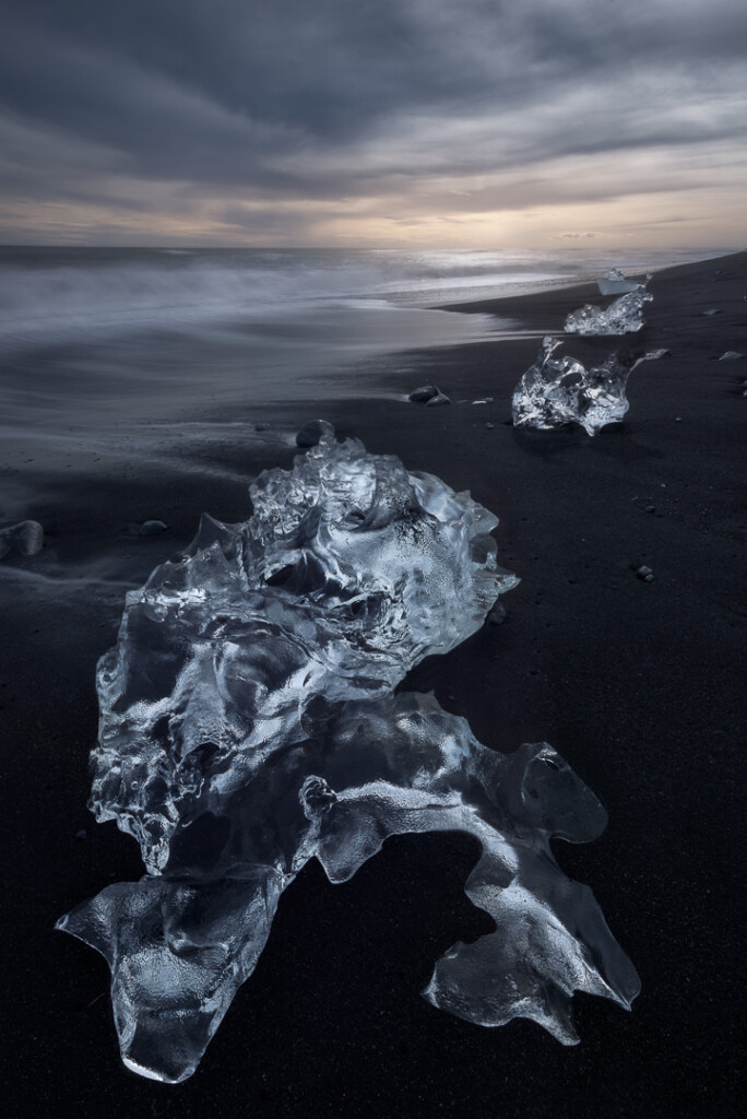 Diamond Beach, Islandia