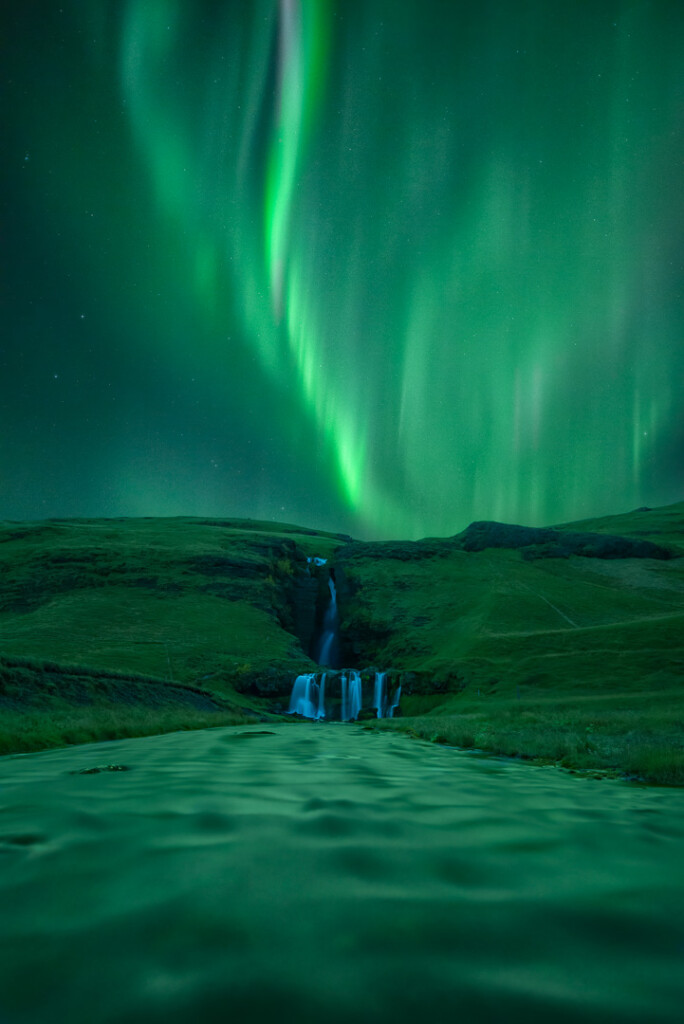 Glugafoss, Iceland