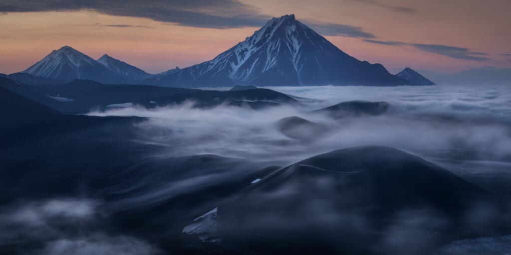 Klyuchevskoy Natural Park, Kamchatka
