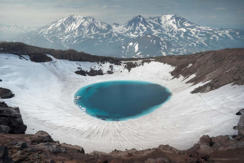 Gorely Volcano, Kamchatka
