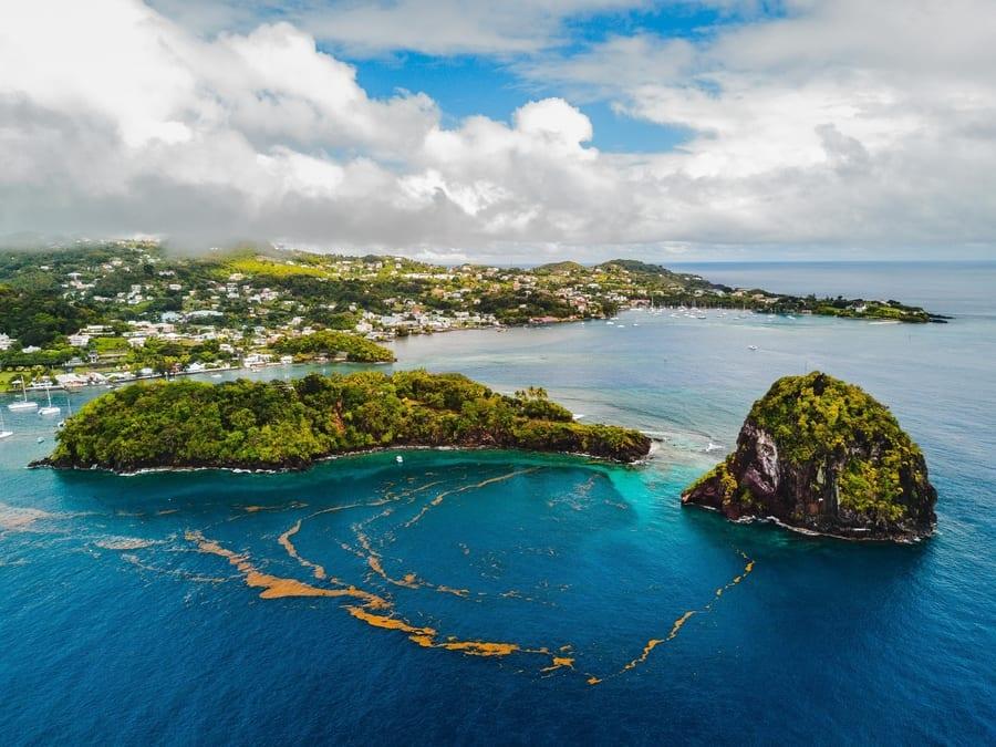 Saint Vincent & the Grenadines, Caribbean travel restrictions