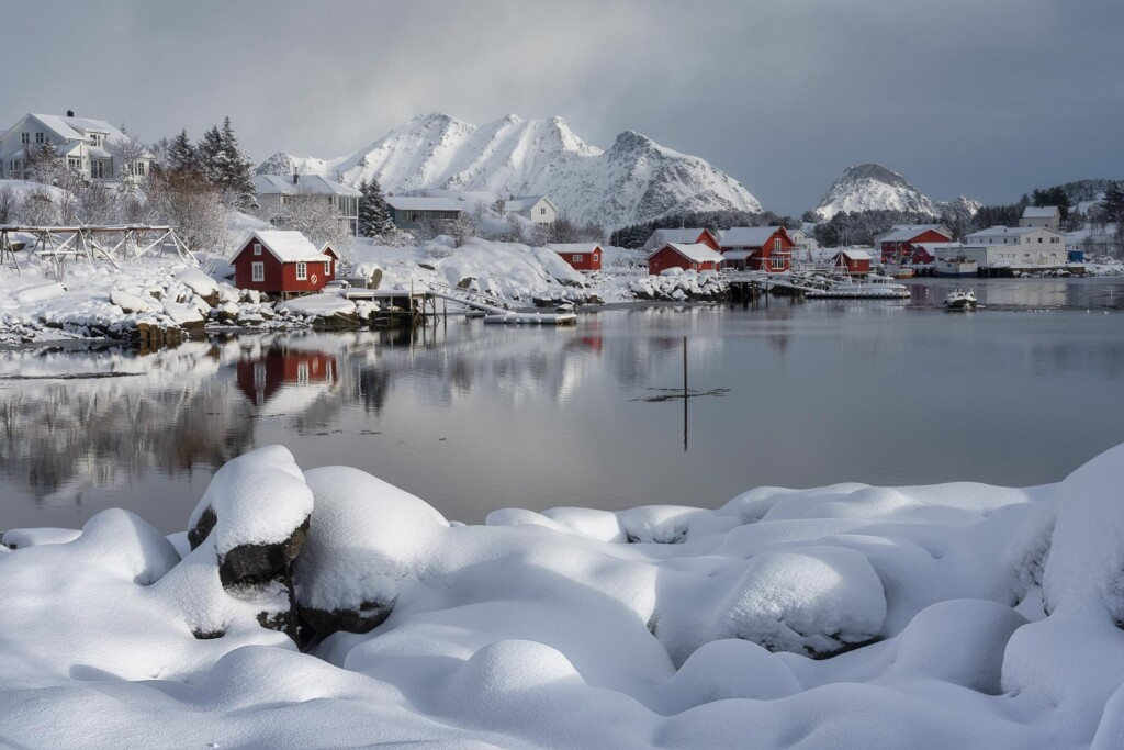 Ballstad, Islas Lofoten