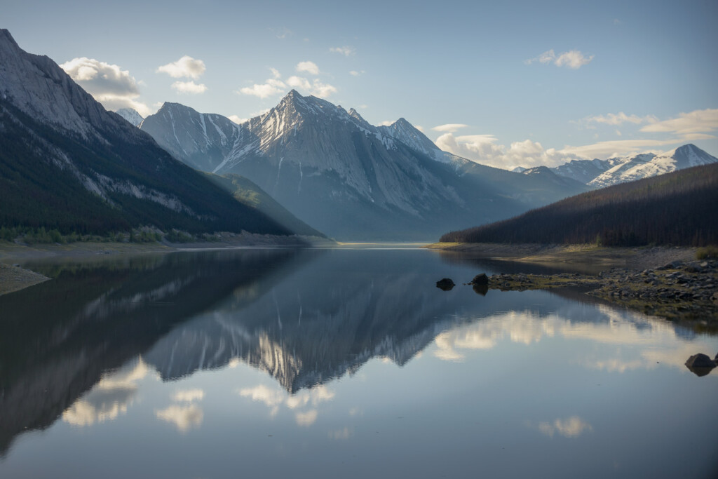 Medicine Lake, Canada