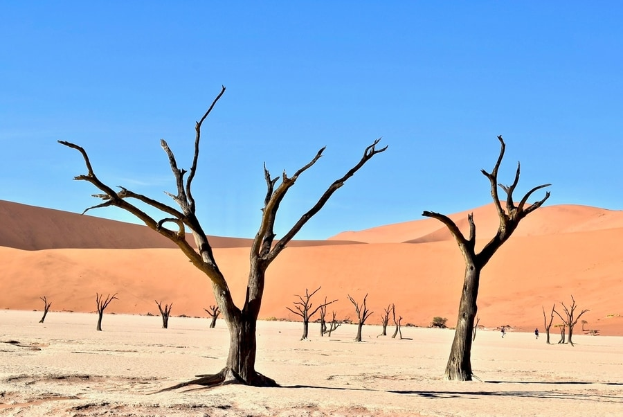 Namibia, most beautiful African countries