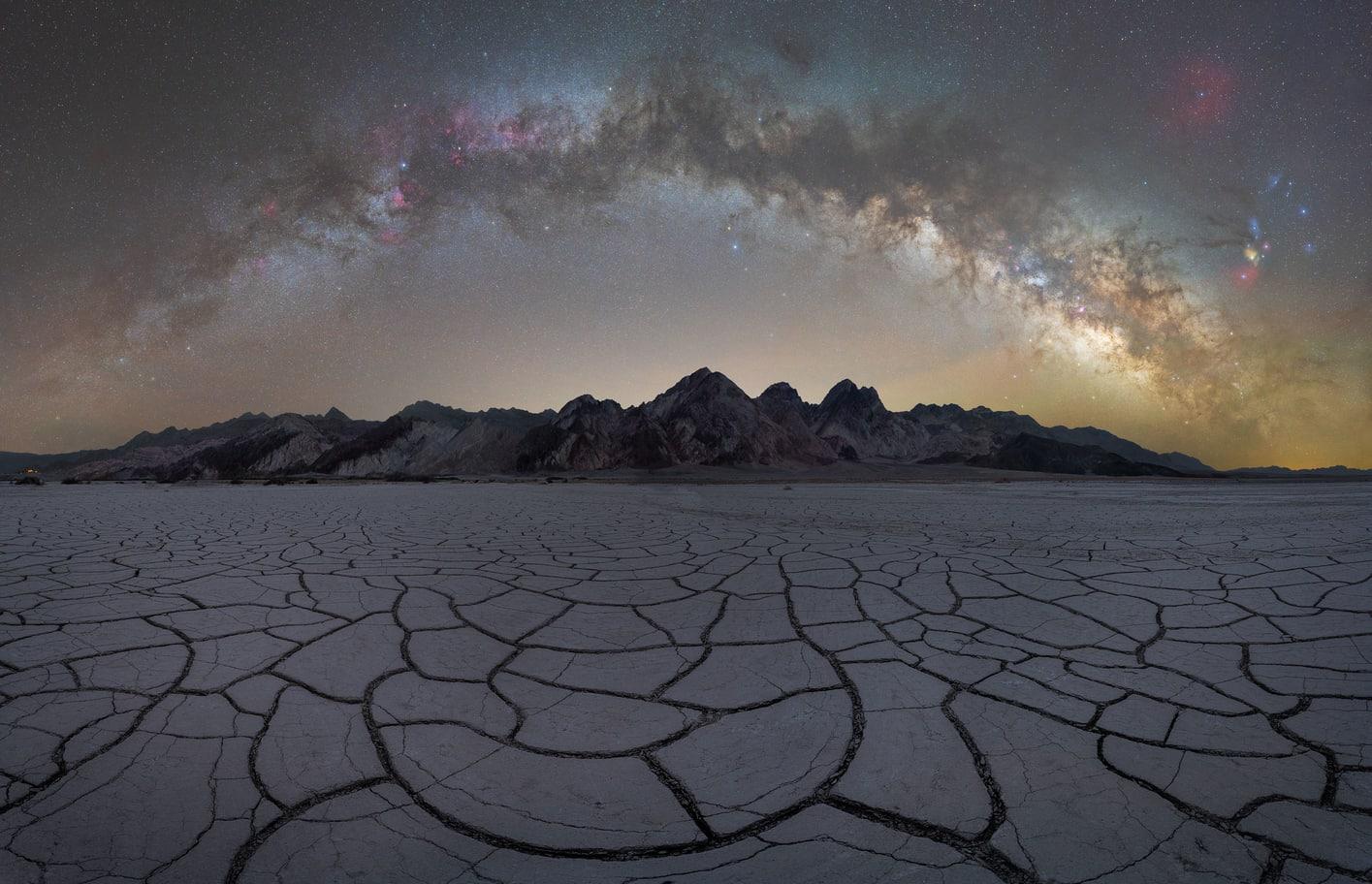 Mejor balance de blancos para fotografiar la Vía Láctea