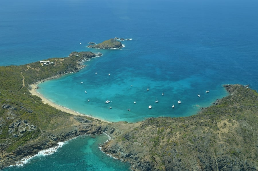 St. Bart's, best Carribean island to visit
