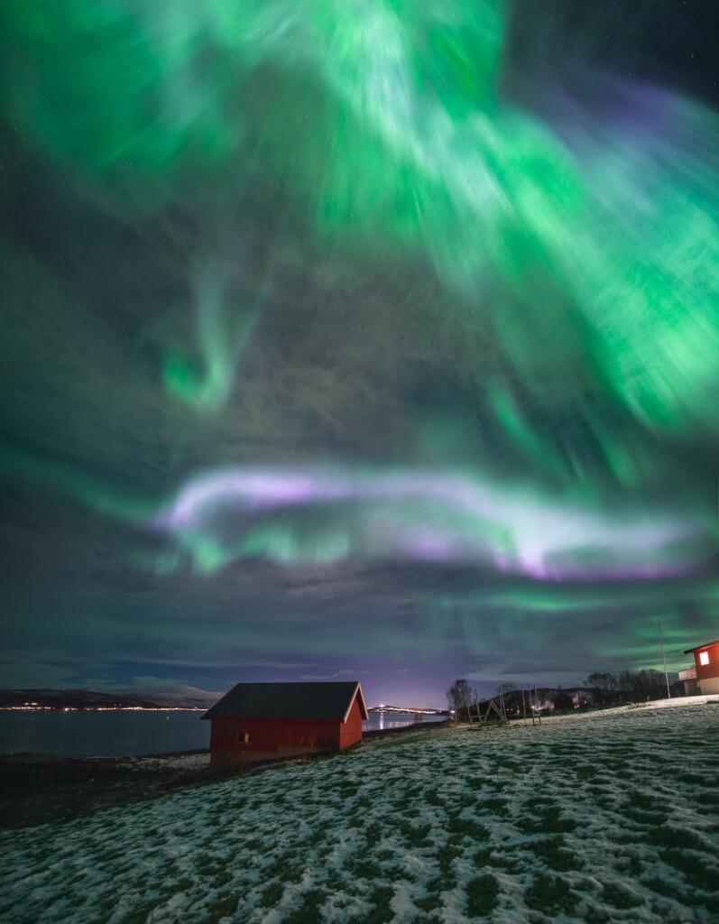 Tromsø, Lofoten Islands