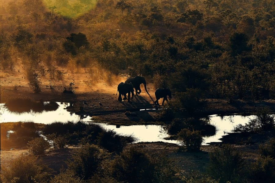 Zimbabwe, places in Africa open for tourists