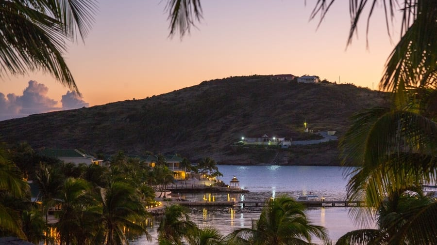 Antigua and Barbuda is open to travelers from all countries