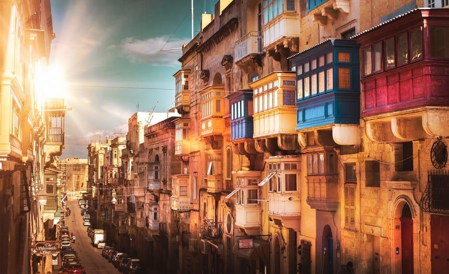 Puedo viajar a Malta