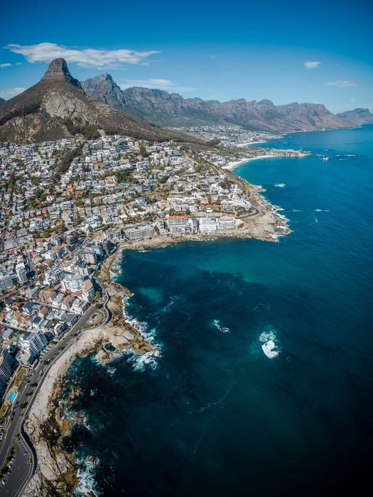 Las fronteras de Sudáfrica están abiertas para turistas