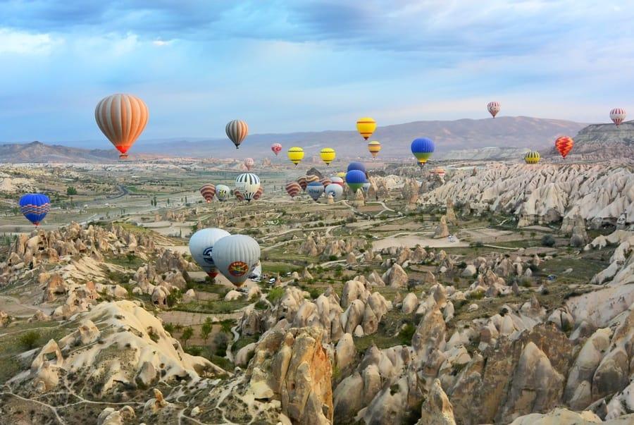 Se puede viajar a Turquia