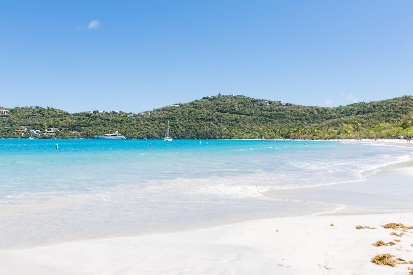 US Virgin Islands reopens borders for tourism