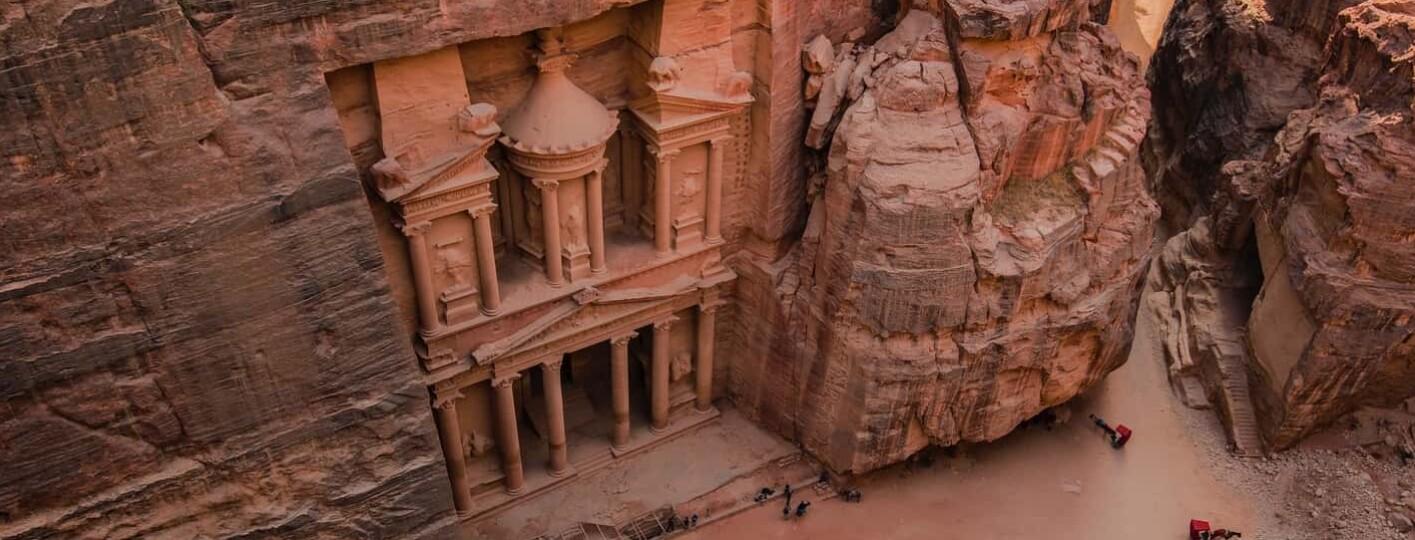 Petra, Jordan open for travel
