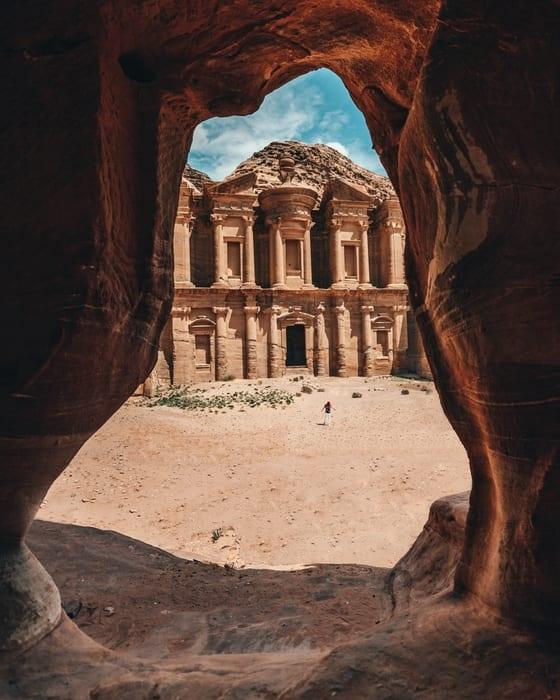 Jordan opens for tourism