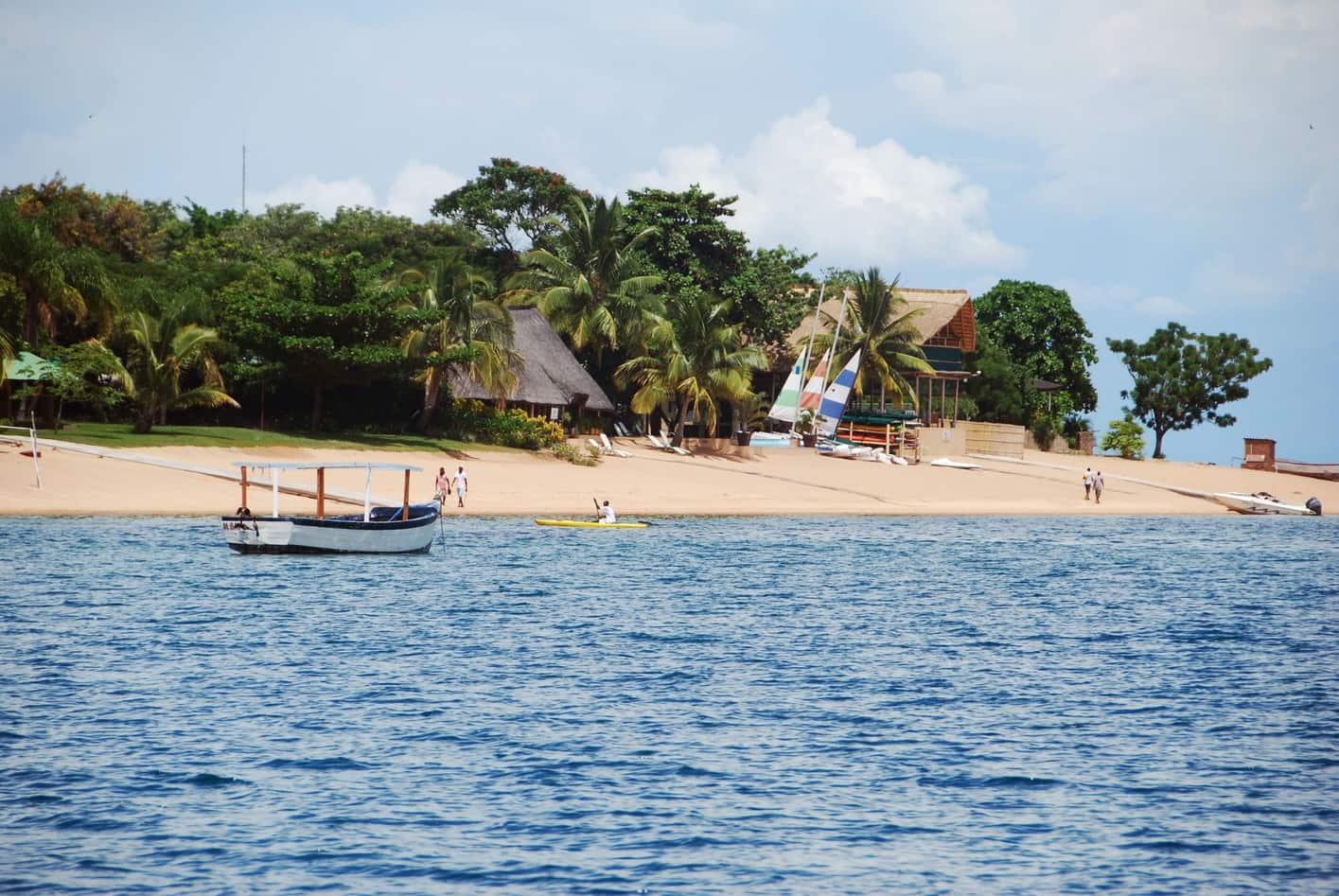 Is Malawi open for tourism?
