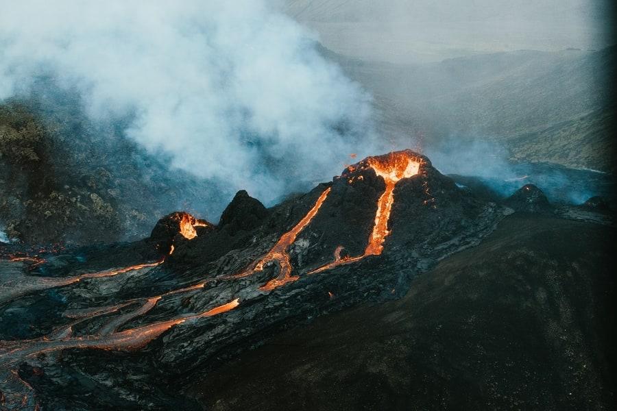 Reykjanes Peninsula, famous landmarks in Iceland