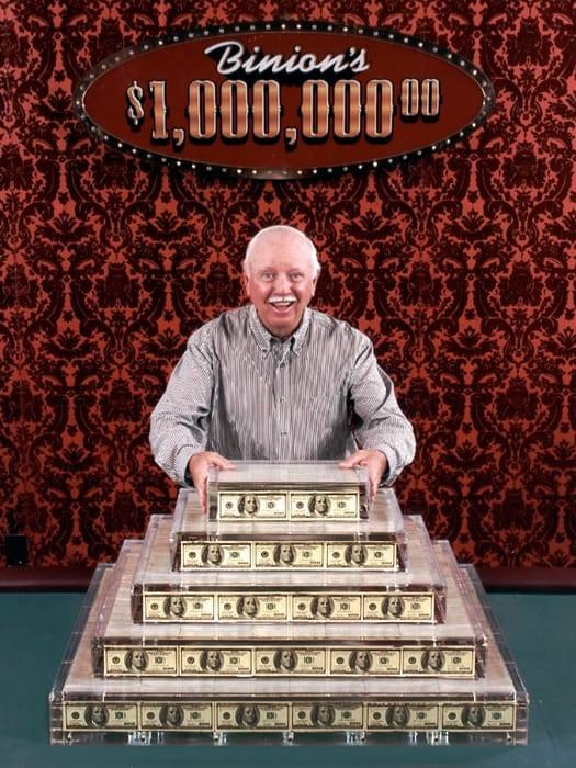 Binion's Gambling Hall, must do in downtown Las Vegas