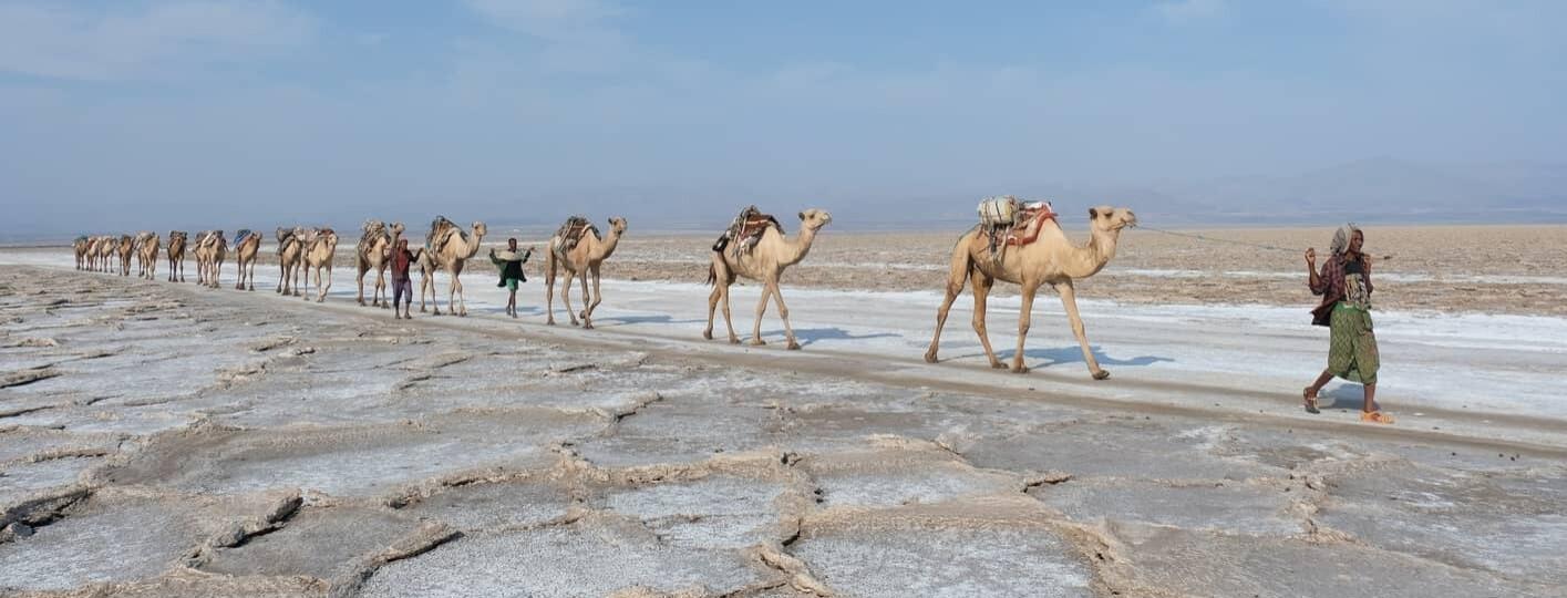 Se puede viajar a Etiopia?