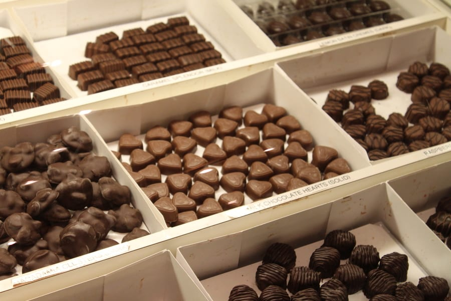 Ethel M Chocolate Factory, best place to visit in Las Vegas for couples