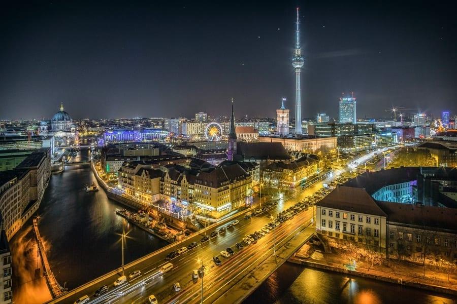Germany reopening plan