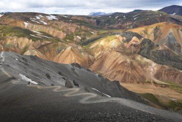 Tierras Altas de Islandia Landmannalaugar - Senderismo en Islandia
