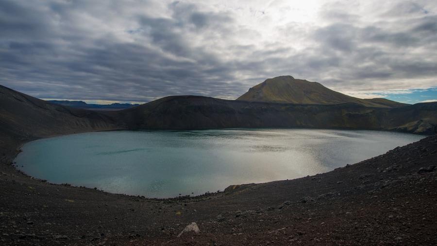 Ljótipollur, donde ver auroras boreales en las Tierras Altas de Islandia