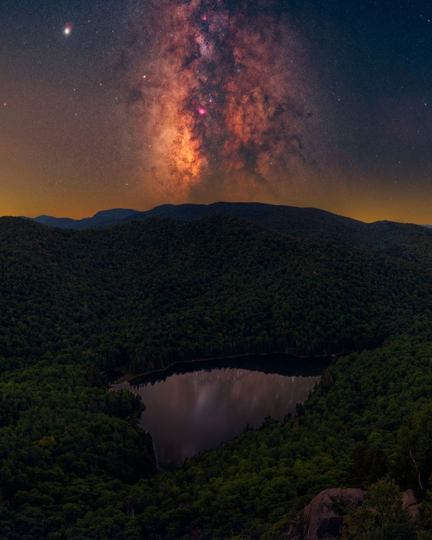 Milky Way photographer of the Year, New York