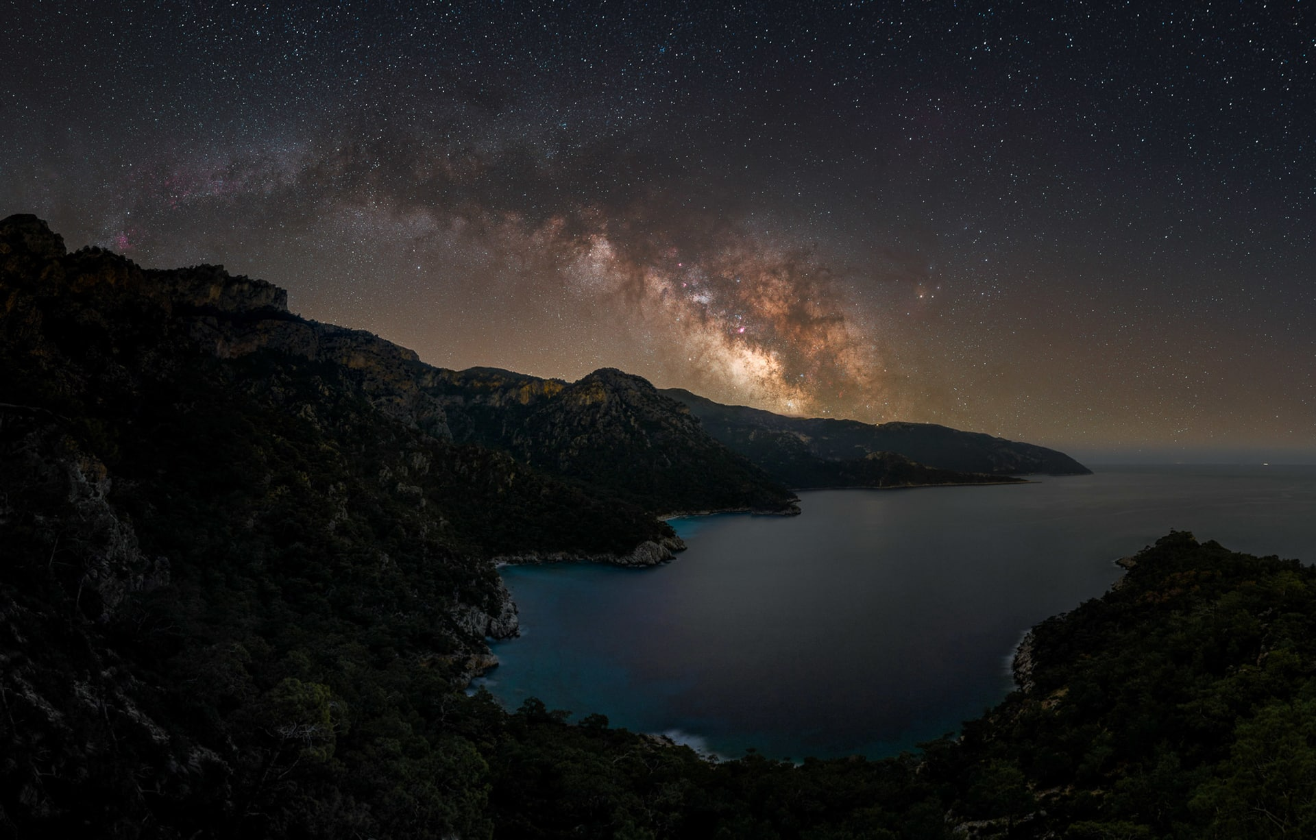 Best Milky Way images Alyn Wallace