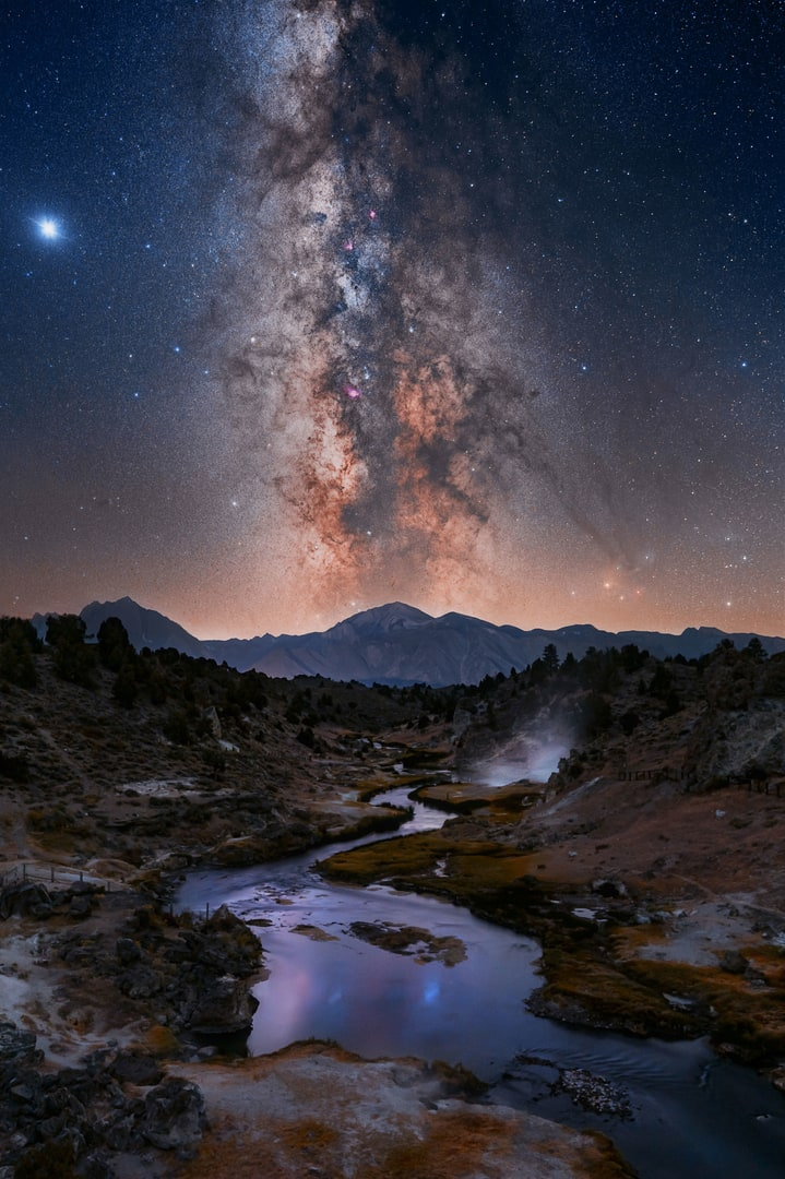 2021 Milky Way photographer of the Year