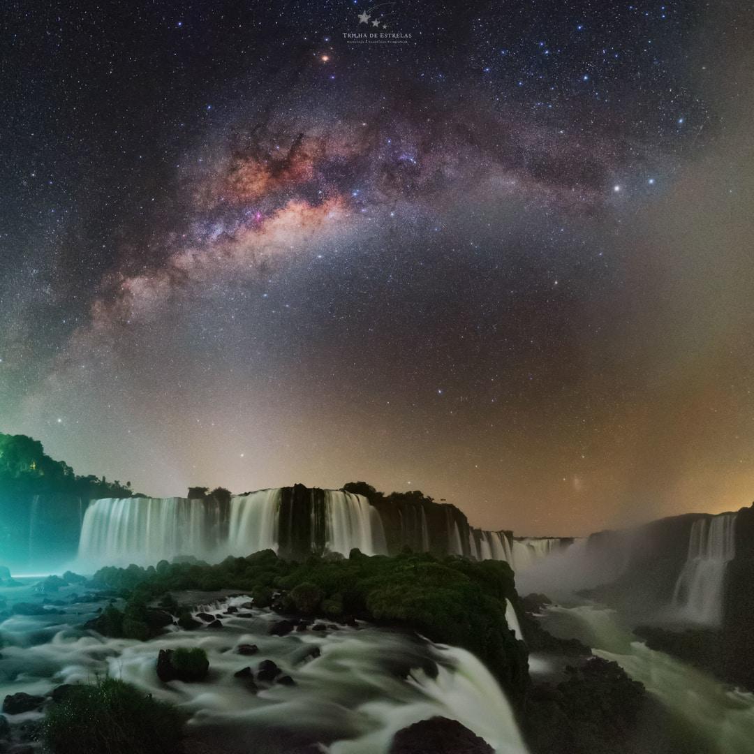 Best Milky Way images Brazil