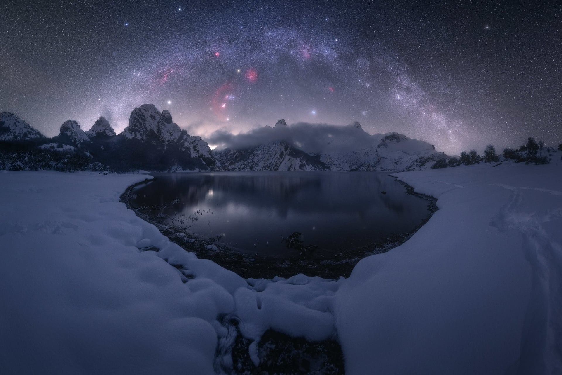 Milky Way photographer of the year Spain