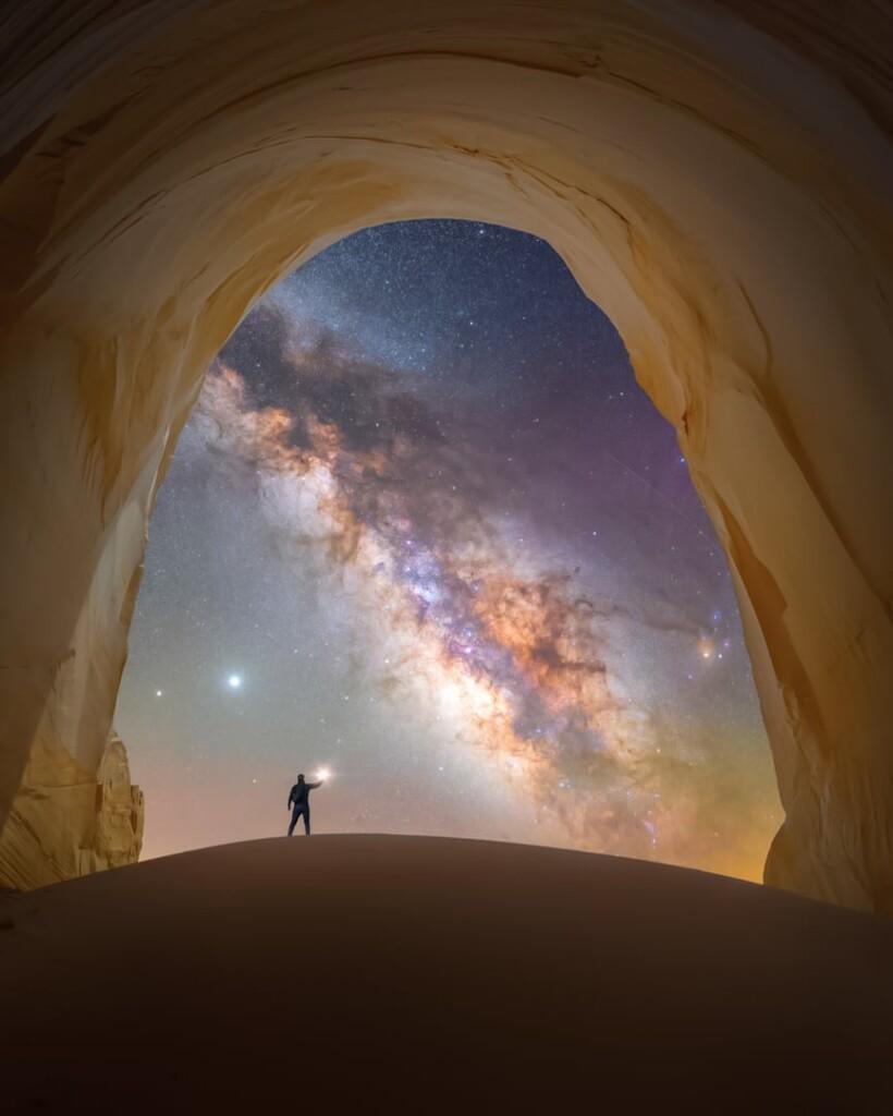 """""""Chamber of light"""" – Spencer Welling"""