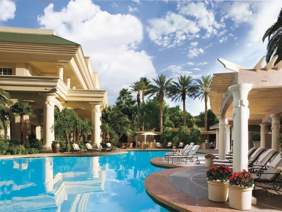 Four Seasons Hotel Las Vegas,pet-friendly hotels in Las Vegas