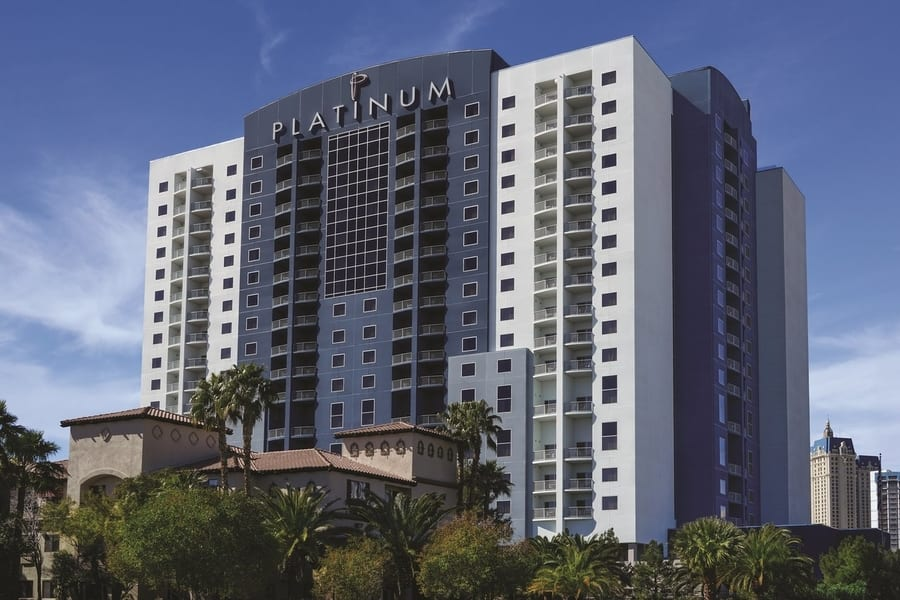 Platinum Hotel and Spa, pet-friendly hotel in Las Vegas, NV on the Strip