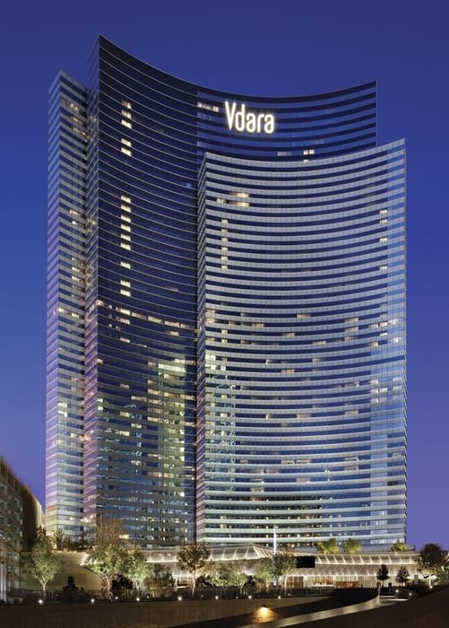 Vdara Hotel & Spa at ARIA Las Vegas, pet-friendly hotels in the Las Vegas area