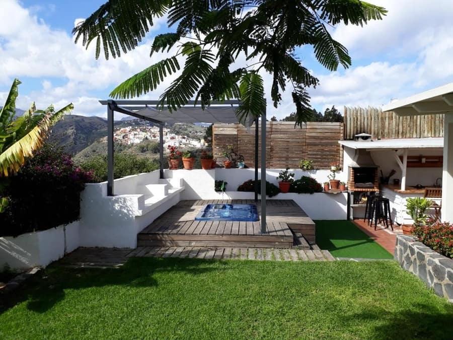 Bandama, casas rurales en Gran Canaria con jacuzzi