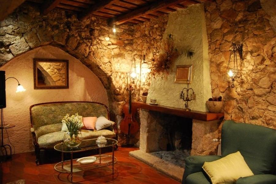 Cal Calaf, casas rurales en Cataluña románticas